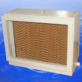 洁净型风管式湿膜加湿器大量批发