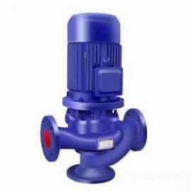 GW型立式管道式排污泵