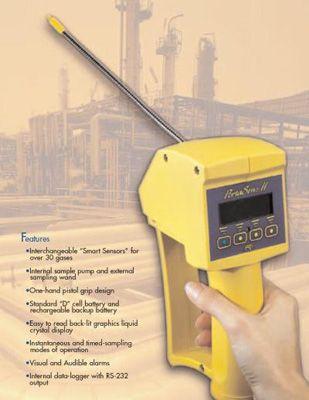C16型(PortaSensII)便携式多气体检测仪