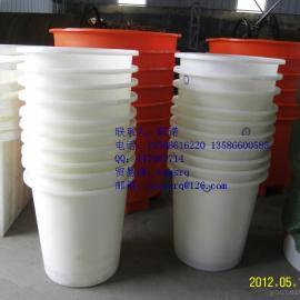 供应豆瓣桶M桶PE塑料圆桶辣椒腌制桶(25-3000L)