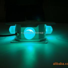 七彩led十字星光灯