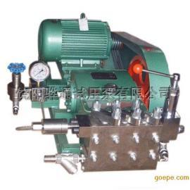 供应3DY型电动试压泵