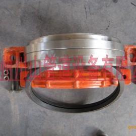 KRC系列卡箍式柔性管接头