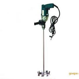 CT-DJ3-4电动手提式搅拌机不锈钢搅拌机