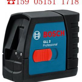 博世(BOSCH)GLL2专业2线激光水平仪