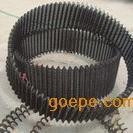 华邦肉鸡料线绞龙螺旋弹簧绞龙南非进口型号36mm-90mm