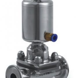 供应气动卫生级隔膜阀