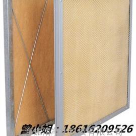 江西九江新风机组尼龙网空气过滤器 折叠可洗板式过滤器厂家
