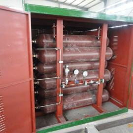 6瓶位天然气集装箱生产,6瓶位天然气集束箱价格