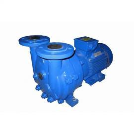 水环式真空泵性能|水环式真空泵特点