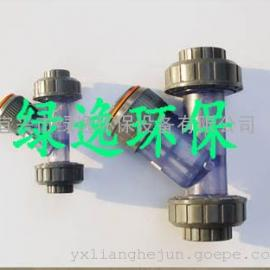 FIP Y型过滤器 PVC-U系列
