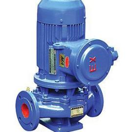 YG型立式管道离心防爆油泵