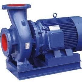 温州ISWR卧式热水管道增压泵