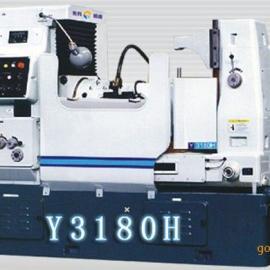 Y3180H型滚齿机