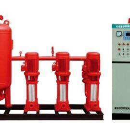 全自动变频调速恒压消防供水设备不锈钢变频供水设备