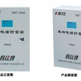B级单相电源防雷箱通信220V电源防雷箱机房单相电源防雷箱
