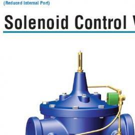 CLA-VAL电磁控制阀