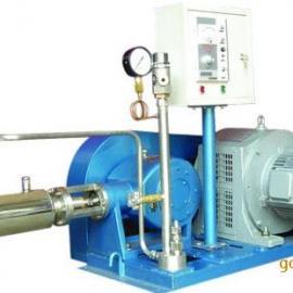 氧氮氩智能低温液体充装泵|LNG低温液体泵