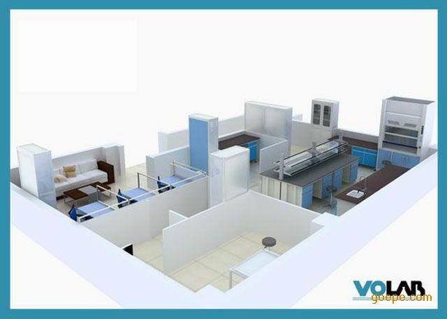 惠州实验室设计-惠州实验室建设方案