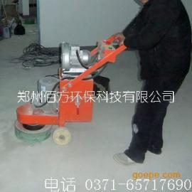 工业地坪涂装基面找平无尘打磨机