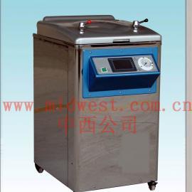 立式压力蒸汽灭菌器(液晶触摸屏智能控制型)