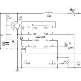 7V升18V2A芯片ic