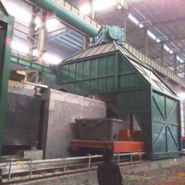 科铭中频炉耐高温布袋除尘器泊头市专业设计制作生产厂家