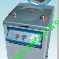 国产HR/YM50CM立式压力蒸汽灭菌器(触摸屏)