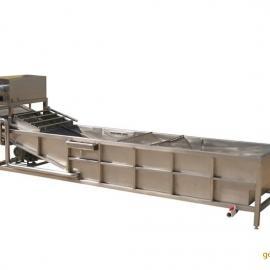 厂家热销蔬菜清洗设备,多用途气泡清洗机,洗菜设备