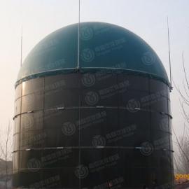 青岛优佳一体化双膜气柜 沼气柜 膜沼气柜 膜储气柜