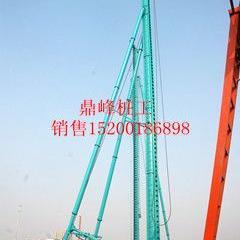 河南高效节能创新长螺旋钻机