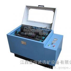 实验棒磨机,XMB三辊四筒棒磨机,小型磨矿设备