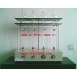 中西牌全自动射流萃取器,液体萃取装置,四联射流萃取器 现货