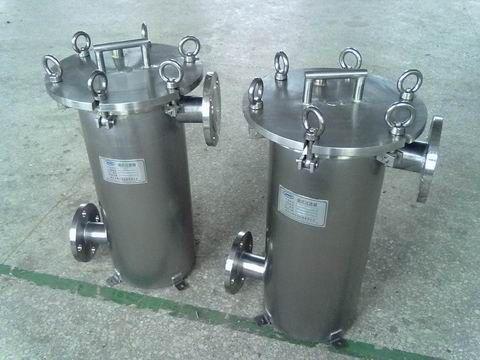 不锈钢袋式过滤器,专业过滤厂家生产