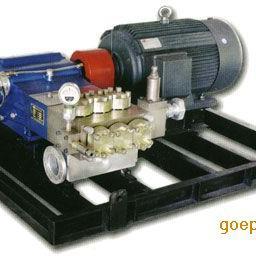柴油机驱动高压清洗机(WM3-S系列)