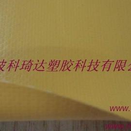 阻燃耐酸碱PVC夹网布不燃布防护服面料