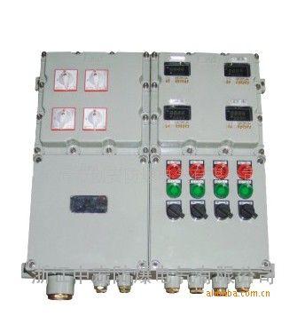 防爆检修电源插座箱 防爆动力插座箱