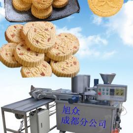 供应成都杏仁饼子机,成都杏仁饼机