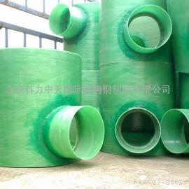 新型环保一体化玻璃钢排污井 检查井