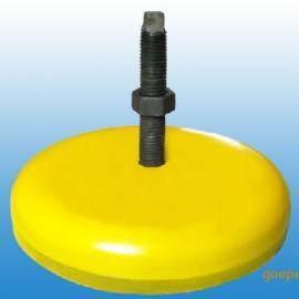 三层减震垫铁型号,机床减震垫铁价格,防震垫铁厂家
