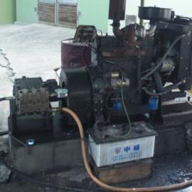600公斤柴油机驱动超高压清洗机