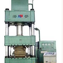 山东海誉锻压 630吨四柱液压机 YQ32-630T