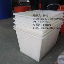 塑料方形推车桶