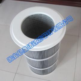 供应除尘滤芯、覆膜滤筒,除尘滤芯,阻燃滤筒,自洁式空气过滤
