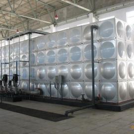 中山不锈钢方形保温水箱