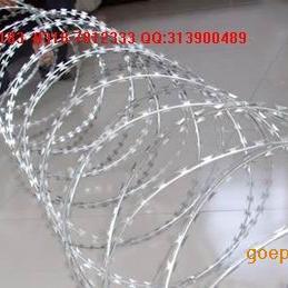 厂家供应螺旋式刀片刺网,平板式刀片刺网,直线式刀片刺网