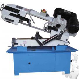 小型液压半自动BS-712T金属液压带锯床