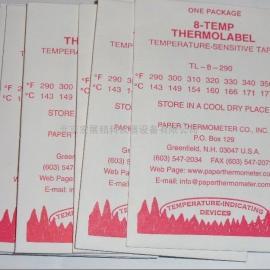 美国Thermometers测温纸