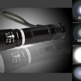MO-508无极变焦防爆电筒