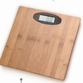 竹板型人体秤  环保型体重秤